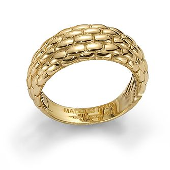 Fope 18ct Yellow Gold Ring - Product number 9092714