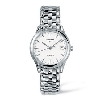 Longines men's stainless steel bracelet watch - Product number 9099921