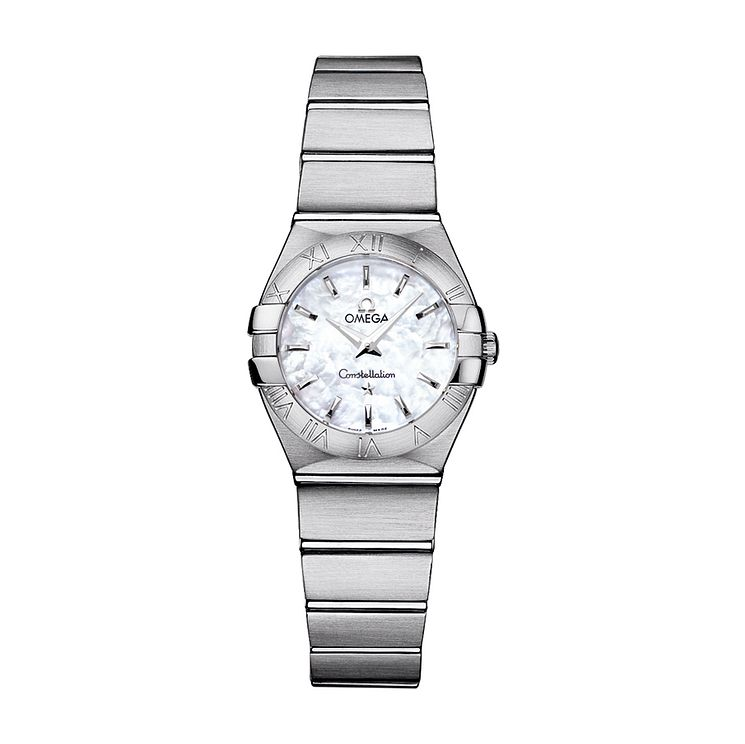 Omega Constellation Quartz ladies' bracelet watch - Product number 9118233