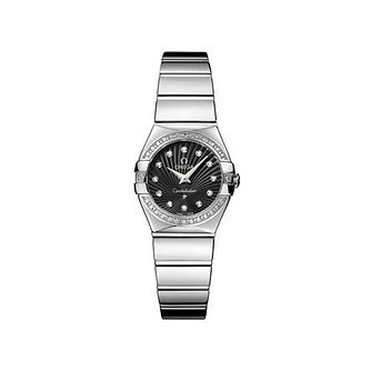 Omega Constellation Quartz ladies' bracelet watch - Product number 9118314
