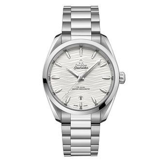 Omega Seamaster Men's Stainless Steel Bracelet Watch - Product number 9178236