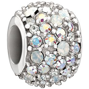 Chamilia - sterling silver Jewelled Kaleidoscope bead - Product number 9186948