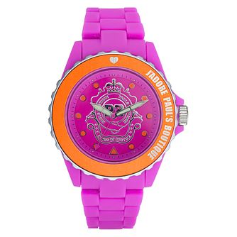 Paul's Boutique Luna Pink & Orange Watch - Product number 9204997