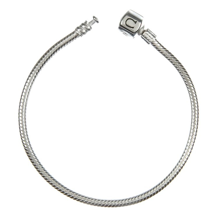 Chamilia Silver Snap 6in Bracelet - Product number 9232656