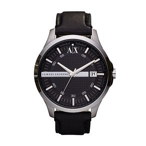 Armani Exchange Black Strap Watch - Product number 9244565