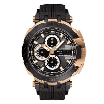 Tissot Limited Edition Rose Gold Plated T-Race Watch - Product number 9269037