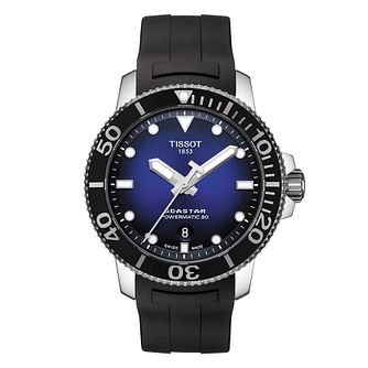 Tissot Stainess Steel Seastar 1000 Strap Watch - Product number 9272232