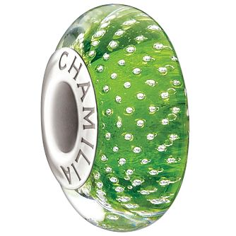 Chamilia lime bead - Product number 9295828