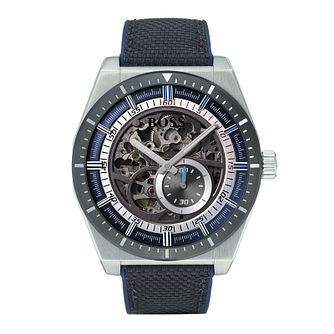 Hugo Boss Gen 4  Men's Stainless Steel Skeleton Strap Watch - Product number 9302166