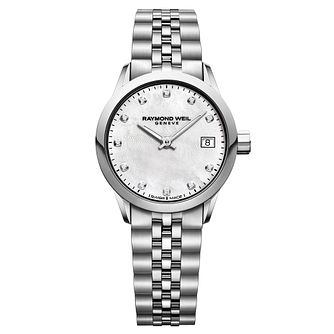 Raymond Weil Freelancer Ladies' Bracelet Watch - Product number 9302832
