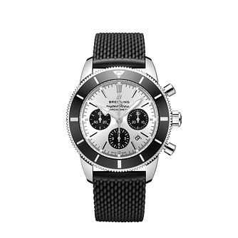 Breitling Superocean Heritage II Men's Black Strap Watch - Product number 9304177