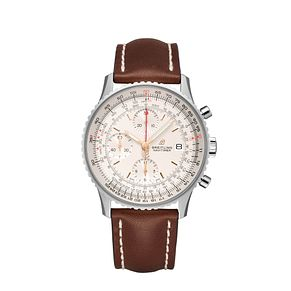 Breitling Navitimer 1 Men's Brown Strap Watch - Product number 9304266