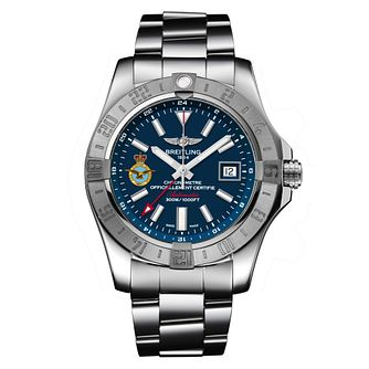 Breitling Avenger Limited RAF Edition Men's Bracelet Watch - Product number 9304339