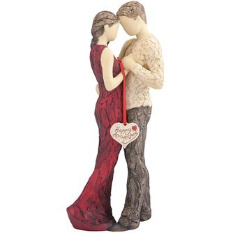 More Than Words Happy Anniversary Figurine - Product number 9324658