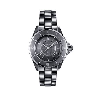 Chanel J12 Titanium Ceramic Bracelet Watch - Product number 9339531