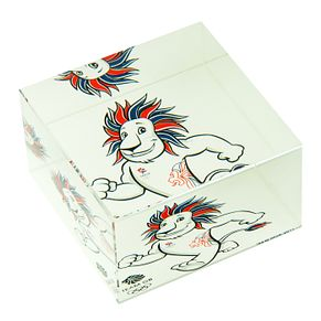 London 2012 Pride Union Flag Gift Block - Product number 9364110