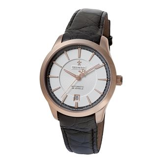 Dreyfuss & Co leather strap automatic watch - Product number 9388648