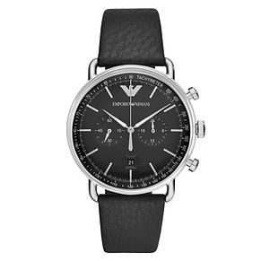 Emporio Armani Men's Stainless Steel Strap Watch - Product number 9390820