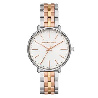 Michael Kors Pyper Ladies' Stainless Steel Strap Watch - Product number 9391738