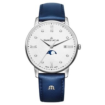 Maurice Lacroix Eliros Ladies' Moonphase Diamond Watch - Product number 9393935