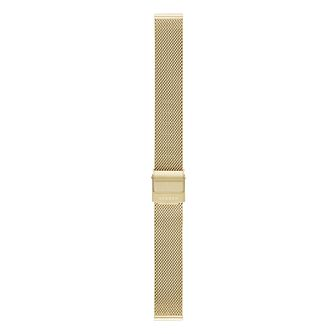 Skagen 14mm Gold Mesh Strap - Product number 9395261