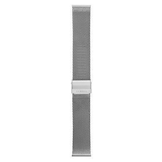Skagen 21mm Silver Mesh Strap - Product number 9395547