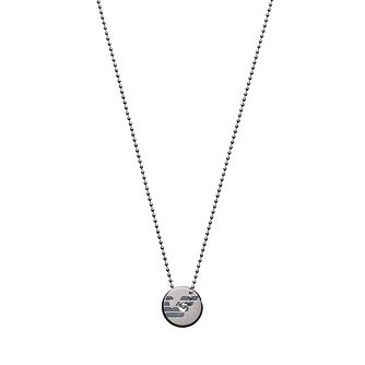 Emporio Armani Men's Graphic Necklace - Product number 9398368