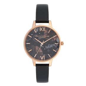 Olivia Burton Celestial Demi Ladies' Leather Strap Watch - Product number 9407022