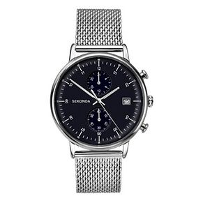 Sekonda Men's Stainless Steel Mesh Bracelet Watch - Product number 9407499