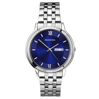 Sekonda Men's Stainless Steel Bracelet Watch - Product number 9407561