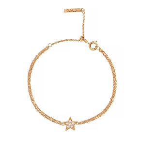 Olivia Burton Yellow Gold Plated Celestial Star Bracelet - Product number 9408711
