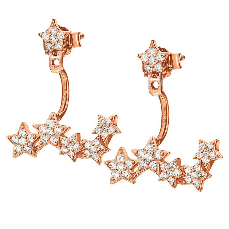 Folli Follie Essentials Ladies' Jacket Earrings - Product number 9415866