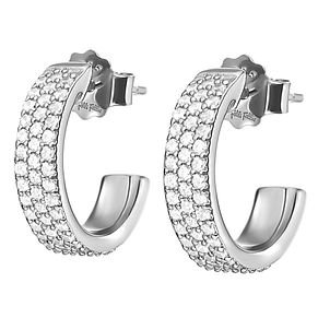 Folli Follie Essentials Ladies' Mini Hoop Earrings - Product number 9415890