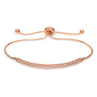 Folli Follie Essentials Ladies' Rose Gold Plated Bracelet - Product number 9416013
