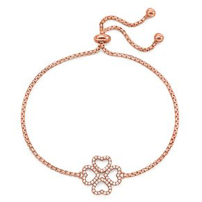 Folli Follie Ladies' Rose Gold Plated Bracelet - Product number 9416331