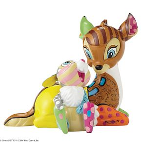 Disney Britto Bambi & Thumper 75th Anniversary Figurine - Product number 9422374