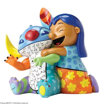 Disney Britto Lilo & Stitch Figurine - Product number 9422382