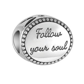 Chamilia Follow Your Soul Disc Charm - Product number 9424989