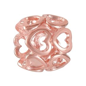 Chamilia Blush Delicate Hearts Spacer Charm - Product number 9425020