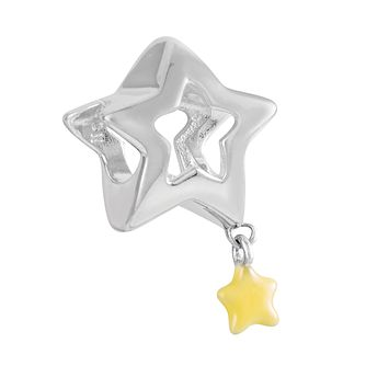 Chamilia Star Bright Charm with Yellow Enamel - Product number 9425403