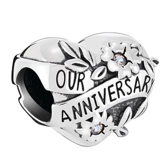Chamilia Swarovski Crystal Our Anniversary Charm - Product number 9425489
