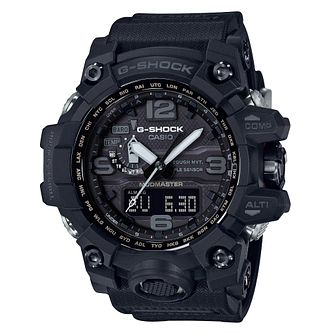 Casio G-Shock Men's Mudmaster Black Resin Strap Watch - Product number 9427570