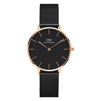 Daniel Wellington Classic Petite Ashfield Ladies' Watch - Product number 9428437