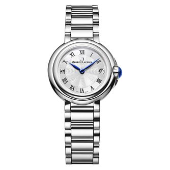 Maurice Lacroix Fiaba Ladies' Stainless Steel Bracelet Watch - Product number 9429832