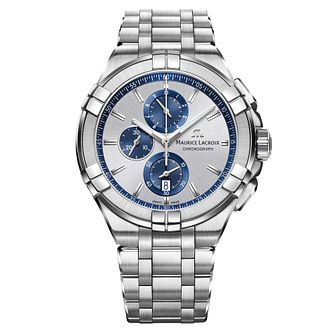 Maurice Lacroix Aikon Men's Stainless Steel Strap Watch - Product number 9429905