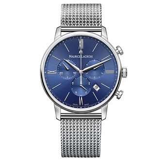 Maurice Lacroix Eliros Men's Stainless Steel Bracelet Watch - Product number 9430113
