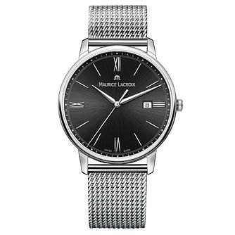 Maurice Lacroix Eliros Men's Stainless Steel Bracelet Watch - Product number 9430326