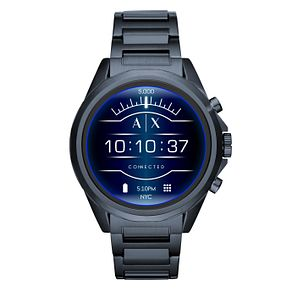 Armani Exchange Connected Blue Hybrid Smartwatch - Product number 9431403