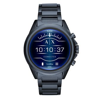 Armani Exchange Blue Connected Hybrid Smartwatch - Product number 9431403
