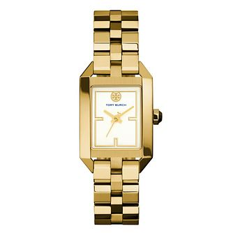 Tory Burch Dalloway Ladies' Two Colour Gold Tone Watch - Product number 9432825